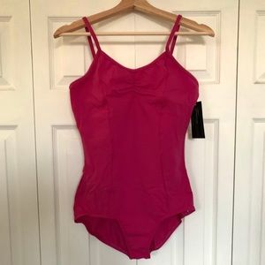 Adult XL Dark Pink Leotard
